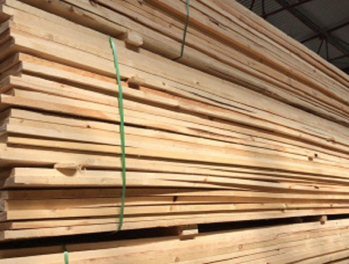 European Spruce Lumber