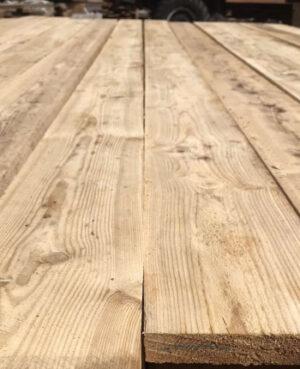 Siberian Larch Lumber