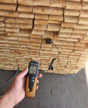 Treated Siberian Pine Lumber